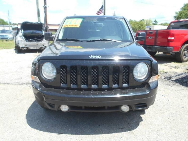 2014 Jeep Patriot for sale at Auto Mart in North Charleston SC