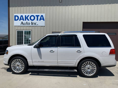 2015 Lincoln Navigator for sale at Dakota Auto Inc. in Dakota City NE
