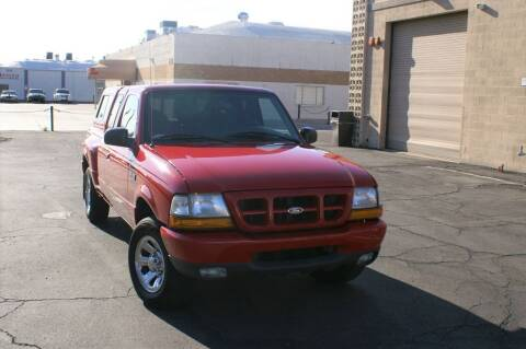 2000 Ford Ranger for sale at EXPRESS AUTO GROUP in Phoenix AZ
