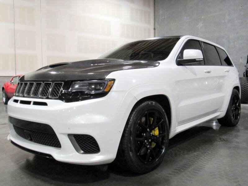 2018 Jeep Grand Cherokee for sale at Platinum Motors in Portland OR
