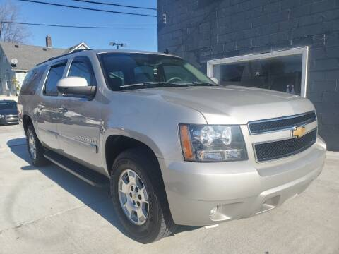 2008 Chevrolet Suburban for sale at Number 1 Car Company in Detroit MI