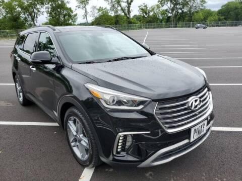 2017 Hyundai Santa Fe for sale at CON ALVARO ¡TODOS CALIFICAN!™ in Columbia TN