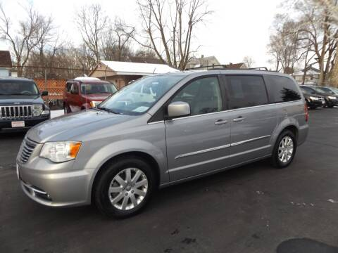 2014 Chrysler Town and Country for sale at Goodman Auto Sales in Lima OH