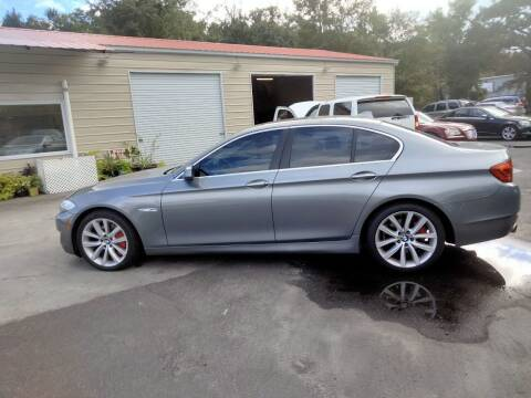 2013 BMW 5 Series for sale at Nima Auto Sales and Service in North Charleston SC