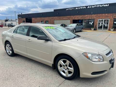 2012 Chevrolet Malibu for sale at Motor City Auto Auction in Fraser MI