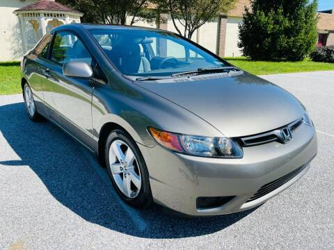 2006 Honda Civic for sale at CROSSROADS AUTO SALES in West Chester PA