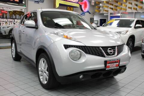 2013 Nissan JUKE for sale at Windy City Motors in Chicago IL