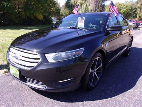 2015 Ford Taurus for sale at American Auto Sales in Forest Lake MN