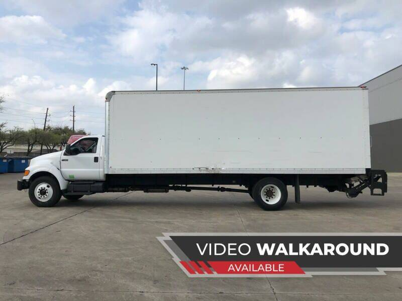 2013 Ford F-750 Super Duty for sale in Houston, TX