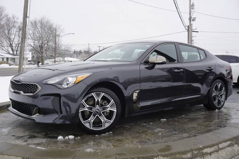 2020 Kia Stinger for sale at Platinum Motors LLC in Heath OH