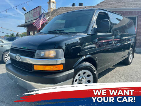 2014 Chevrolet Express Cargo for sale at Real Auto Shop Inc. in Somerville MA