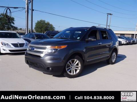 2015 Ford Explorer for sale at Metairie Preowned Superstore in Metairie LA