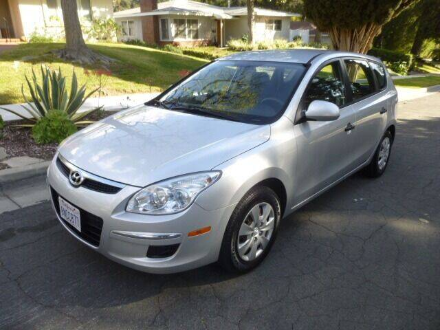 2010 Hyundai Elantra Touring for sale at Altadena Auto Center in Altadena CA
