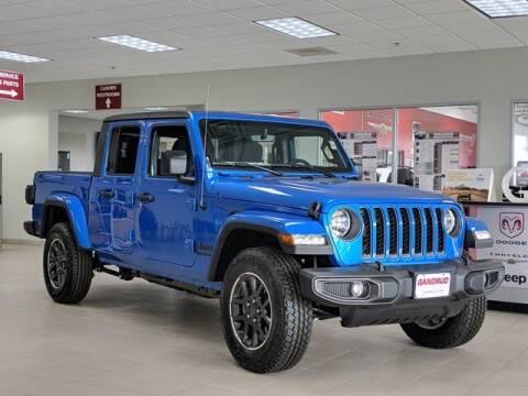 2021 Jeep Gladiator for sale at Gandrud Dodge in Green Bay WI