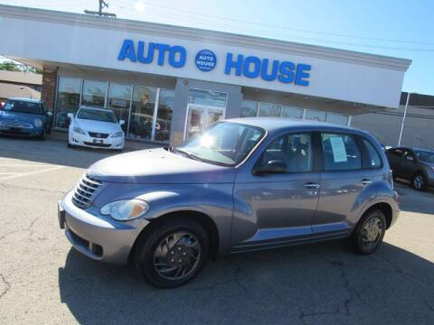 2007 Chrysler PT Cruiser for sale at Auto House Motors in Downers Grove IL
