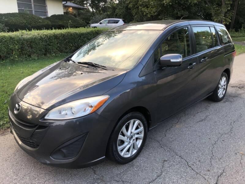 2015 Mazda MAZDA5 for sale at Urban Motors llc. in Columbus OH