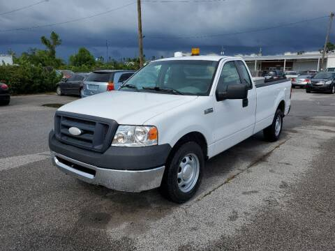 2007 Ford F-150 for sale at Jamrock Auto Sales of Panama City in Panama City FL