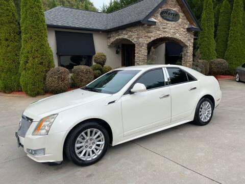 2011 Cadillac CTS for sale at Hoyle Auto Sales in Taylorsville NC