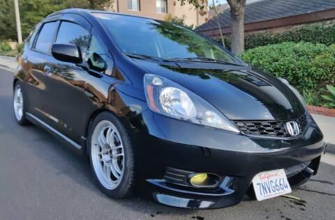 2012 Honda Fit for sale at Apollo Auto El Monte in El Monte CA