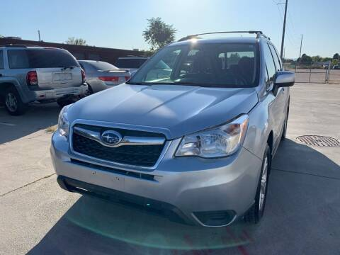 2014 Subaru Forester for sale at Accurate Import in Englewood CO