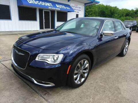 2015 Chrysler 300 for sale at Discount Auto Company in Houston TX