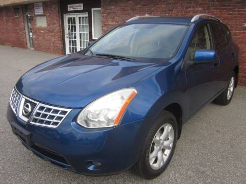2009 Nissan Rogue for sale at Tewksbury Used Cars in Tewksbury MA