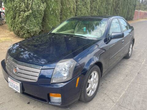 2006 Cadillac CTS for sale at River City Auto Sales Inc in West Sacramento CA