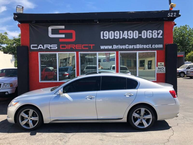 2007 Lexus GS 350 for sale at Cars Direct in Ontario CA
