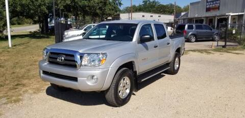 2009 Toyota Tacoma for sale at STX Auto Group in San Antonio TX