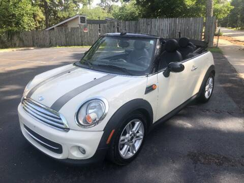 2013 MINI Convertible for sale at Deme Motors in Raleigh NC