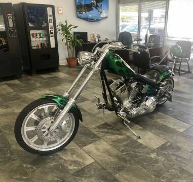 2003 American IronHorse Texas Chopper for sale at Five Brothers Auto Sales in Roswell GA