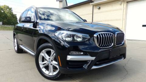 2018 BMW X3 for sale at Prudential Auto Leasing in Hudson OH