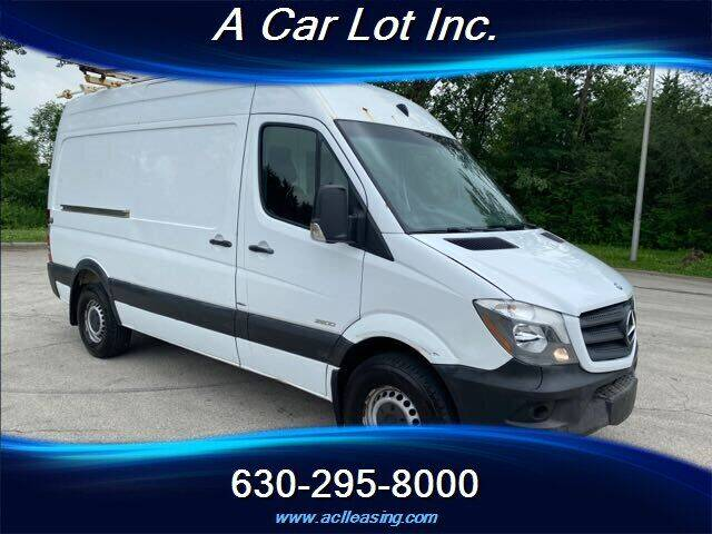 2015 Mercedes-Benz Sprinter Cargo for sale at A Car Lot Inc. in Addison IL