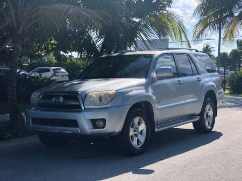 2006 Toyota 4Runner for sale at L G AUTO SALES in Boynton Beach FL
