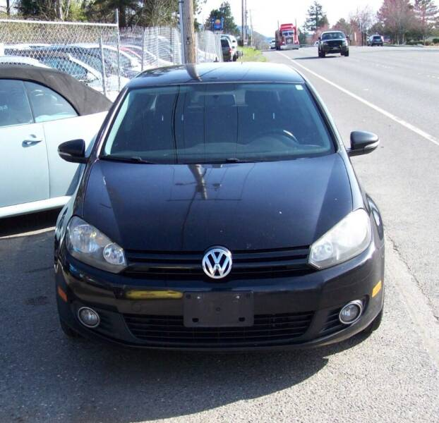 2011 Volkswagen Golf for sale at Main Street Motors in Bellingham WA