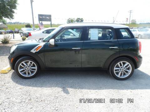 2011 MINI Cooper Countryman for sale at Town and Country Motors in Warsaw MO