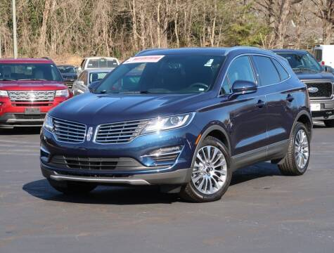 2017 Lincoln MKC for sale at Stearns Ford in Burlington NC