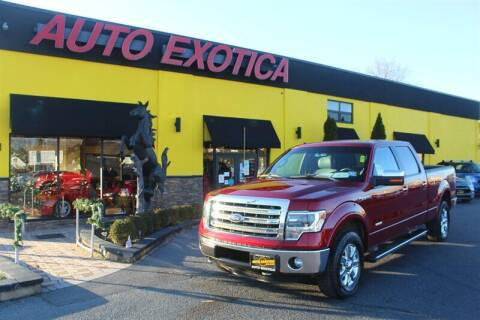 2013 Ford F-150 for sale at Auto Exotica in Red Bank NJ