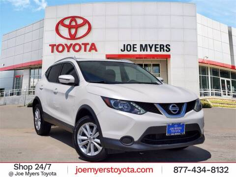 2017 Nissan Rogue Sport for sale at Joe Myers Toyota PreOwned in Houston TX