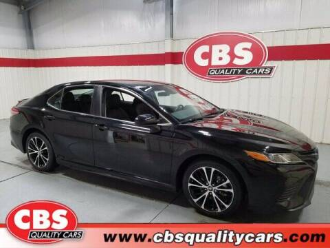 2018 Toyota Camry for sale at CBS Quality Cars in Durham NC