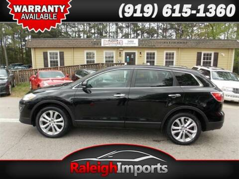 2012 Mazda CX-9 for sale at Raleigh Imports in Raleigh NC