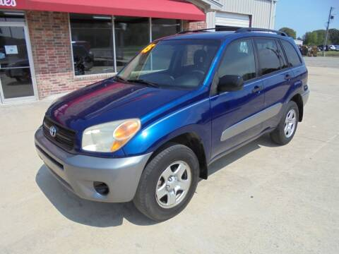2005 Toyota RAV4 for sale at US PAWN AND LOAN in Austin AR