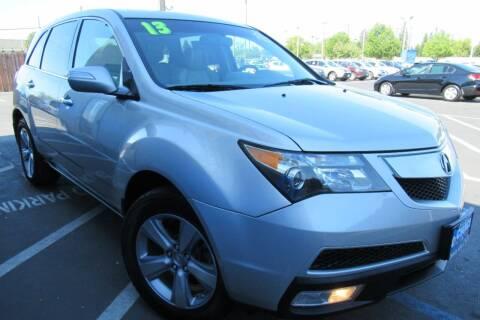 2013 Acura MDX for sale at Choice Auto & Truck in Sacramento CA