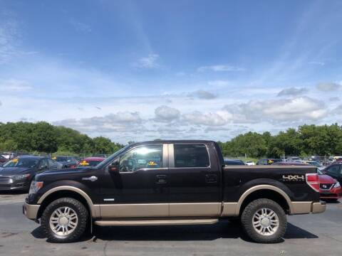 2013 Ford F-150 for sale at CARS PLUS CREDIT in Independence MO