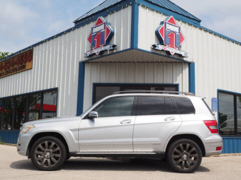 2010 Mercedes-Benz GLK for sale at DRIVE 1 OF KILLEEN in Killeen TX