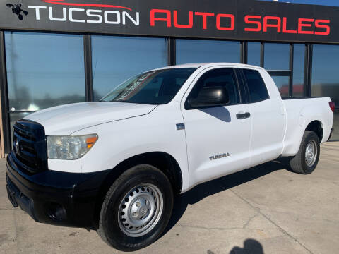 2010 Toyota Tundra for sale at Tucson Auto Sales in Tucson AZ