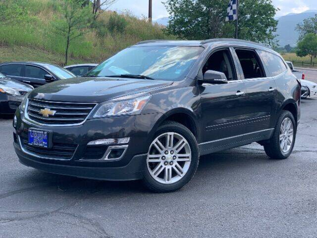 2014 Chevrolet Traverse for sale at Lakeside Auto Brokers Inc. in Colorado Springs CO