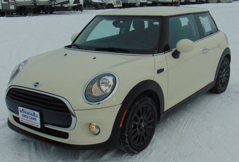 2018 MINI Hardtop 2 Door for sale at Dependable Used Cars in Anchorage AK