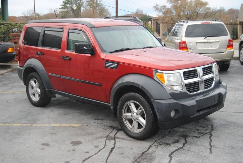 2007 Dodge Nitro for sale at HODGE MOTORS in Bristol TN