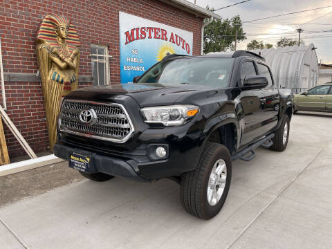 2016 Toyota Tacoma for sale at Mister Auto in Lakewood CO